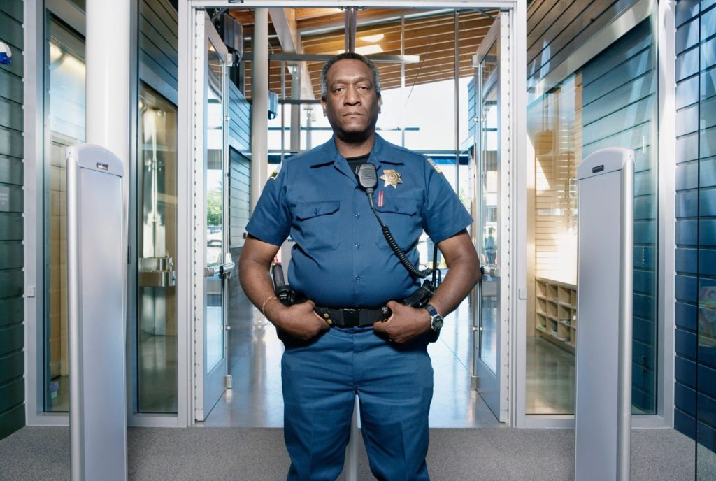 armed security services houston